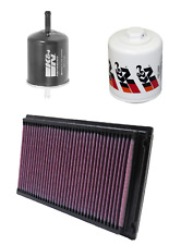 K&N FILTER SERVICE KIT FOR HOLDEN STATESMAN VS ECOTEC L36 L67 S/C 3.8L V6