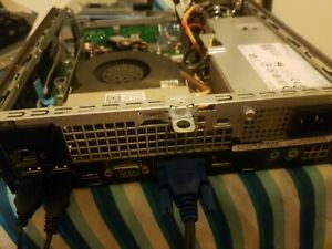 Dell  Desktop - OPTIPLEX790 USFF i5 2nd gen 8 gb ram.