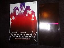RARE DVD Tohoshinki HISTORY IN JAPAN VOL 2 Japanese Music Band Dong Bang Shin Ki