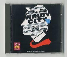 WINDY CITY Original London Cast Soundtrack CD 1994 UK EMI CDANGEL8 Ex/Ex *RARE*