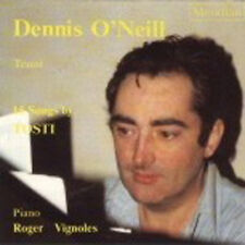 Dennis O'Neill: 15 Songs by Tosti (Piano: Roger Vignoles) / CD neuwertig