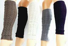 Stulpen mit Angora-Wolle,verschiedene Ausführungen/Dessins