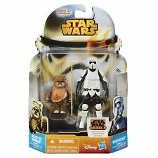 Star Wars Mission Series Figures - Hasbro - Brand New - Sealed