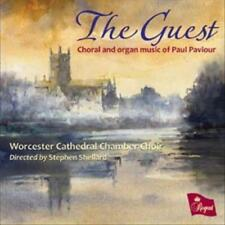 [BRAND NEW] CD: THE GUEST: CHORAL AND ORGAN MUSIC OF PAUL PAVIOUR