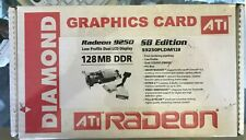 Diamond ATI RADEON S9250 S9250PLDM128 NEW Sealed