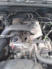 Mercedes 2.9 Diesel Engine Bare Engine Fits (Ssangyong Rexton) CODE OM602