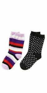 Gymboree Penguin Winter chenille girls socks 3t 4t NWT 3 4 polka dot stripe