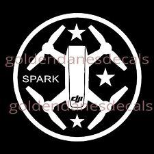 DJI SPARK  Stars Window / Hard Case Decal Sticker - Buy 2 Get 1 FREE