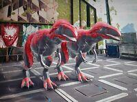Ark Survival Evolved Xbox One PVE Aberrant Meglosaurus Pair 100% imp lvl 238