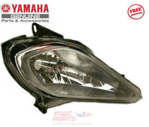 YAMAHA OEM Headlight Assembly RIGHT + LEFT SET 5TG-84110-03-00 5TG-84310-03-00