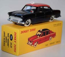 DINKY TOYS ATLAS - SIMCA ARIANE TAXI - 24ZT - 542 - Neuf en boîte - Mint & Boxed