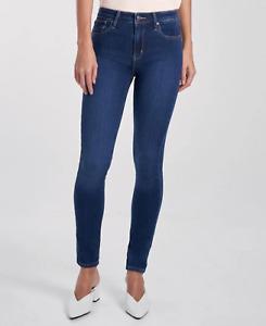 Levis Skinny Jeans 721 High Rise 28X30 ,30X30 30X28 31X30 32X30 33X30 34X30 0434