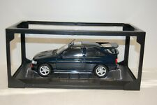 Norev 1:18 1992 Ford Escort RS Cosworth Petrol Blue Damaged Packaging - NV182777