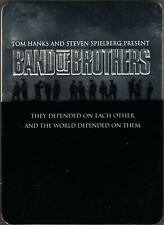 Band Of Brothers The 6 Dvd Set Hbo Tv Miniseries on Ww2 us Military War History!