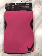 Lot Of 4 Nike Intensity Knee Sleeve (Large) Hyper Pink/Black