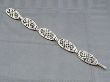altes Silber Armband 925/- MUSEUMS KOPI SMYKKER Dänemark Wikinger