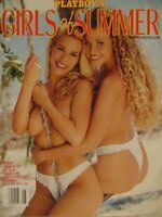 Playboy's Girls of Summer June 2000 | Marie-Claude Dubuc Heather Spytek  #FL6078