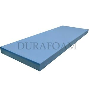 """DURAFOAM™ Upholstery Foam Sheets - Extra Firm - 80"""" x 25"""" - All Thicknesses"""