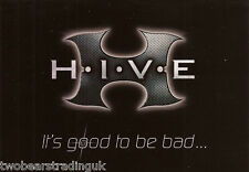 Postcard: The H.I.V.E Books by Mark Walden - It's Good To Be Bad... (Boomerang)