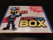 Custom Comicom Box! | DC Comic Book| Leather Face Doll | Art Work! | Much More!