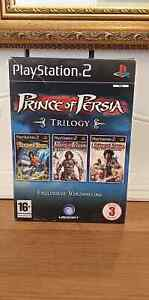 prince of persia trilogy playstation 2