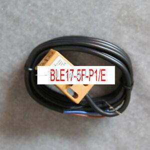 Genke BLE17-5F-P1/E Näherungsschalter PNP 24V NO normalerweise offen 5mm