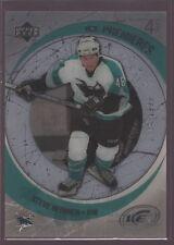 STEVE BERNIER 2005-06 UD UPPER DECK ICE ROOKIE CARD MINT RC /2999 $12