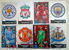 MATCH ATTAX 2018/19 18/19 # 180-270 Liverpool Man U Man City Leicester Newcastle
