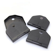 4x Car Door Lock Buckle Protective Cover Case Pad Guard Protector for Land Rover