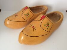 Wooden Clogs 28.5 28 And A Half * Gardening Shoes Wood