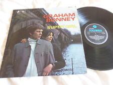 GRAHAM BONNEY - SUPER GIRL, COLUMBIA, 1966, VG++/EX , LP
