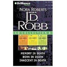 J. D. Robb CD Collection  (Abridged Audiobooks on CDs)