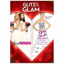 NEW Bride Wars / 27 Dresses DVD double feature (Kate Hudson, Anne Hathaway)