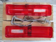 NOS 1971 Plymouth Fury I II Tail light lens pair Mopar 3514340 3514341 NIB