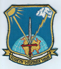 60s 4th WEATHER WING patch