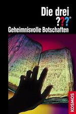 Kosmos Verlag 123249 Die drei ??? Geheimnisvolle Botschaften