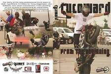 CYCOWARD:From the Beginning STREET FREESTYLE STUNTS ON BIKES FREE USA SHIPPING
