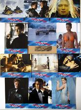 DIE ANOTHER DAY/MEURS UN AUTRE JOUR  Brosnan Bond 007 JEU 12 PHOTOS/12 FRENCH LC