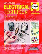 Motorcycle Electrical TechBook 3rd Ed. DIY Repairs Haynes Manual 3471 NEW