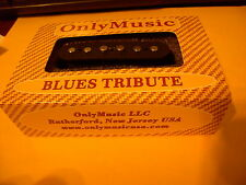 "COMPATIBLE WITH  TELECASTER  OnlyMusic BLUES TRIBUTE ""LONE STAR"" BRIDGE PICKUP"