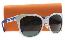 New Tory Burch Sunglasses Women TY 6045 White 3119/87 TY6045 55mm