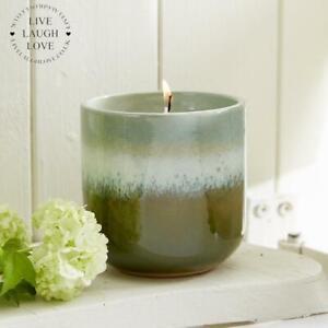 Eucalyptus Scented Votive Aromatic Candle