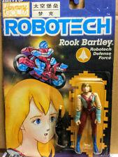 ROBOTECH Macross Harmony Gold Action Figure Rook Bartley RARE