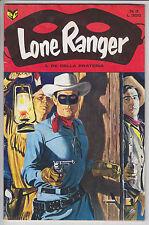 LONE RANGER - IL RE DELLA PRATERIA  1977   n.  3  - ed. Cenisio  #   ottimo