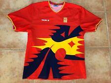 Camiseta España Juegos Olimpicos Barcelona 1992 Olimpiadas Match Kelme