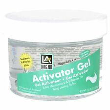Curl Activator Gel with Aloe Vera for Extra Dry Hair High Quality 10.5 oz 6 Pack