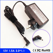 AC Power Supply Charger Adapter For Acer Iconia Tab A501-10S32U A200-10G08 A200