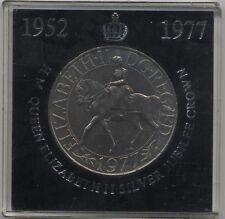 1977 Elizabeth II Silver Jubilee Crown In National Westminster Case*Collectors*