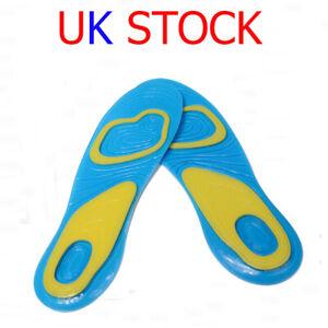 Absorption Insoles  Gel Activ Everyday Shock Men (UK 9-13) Women(UK 3-9) Lot