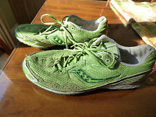 Saucony Running Flat Cross Country Cleats Women's Size 9.5 Kilkenny by Very Good